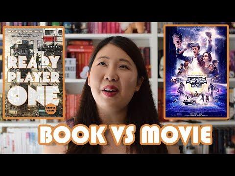 Ready Player One: Book vs Movie