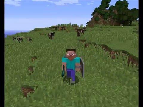 Tutorial Minecraft 1.9 - Cum Să îți faci un scut
