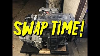 B20VTEC Preparation | Civic Wagon (Re-uploaded)