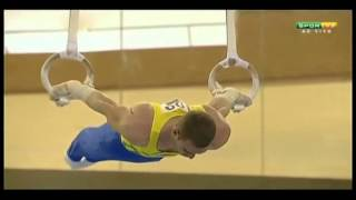 "Rings - from hanging scale rw. press to planche (""Zanetti"") (F)"