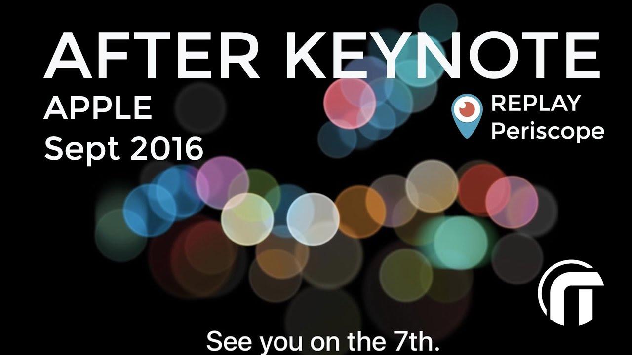 keynote apple replay