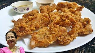 KFC Style Fried Chicken   Homemade KFC Recipe   My Kitchen My Dish