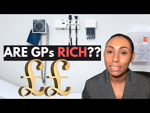 How Much Do General Practitioners GPs Earn? | How Much Do Doctors Earn?