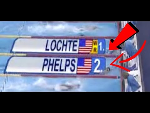 Ryan Lochte Top 5 Races of all time ft. Trap Lord
