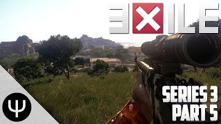 ARMA 3: Exile Mod — Series 3 — Part 5 — MTV Cribs!