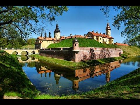 Пять самых древних и красивых замков Белоруссии