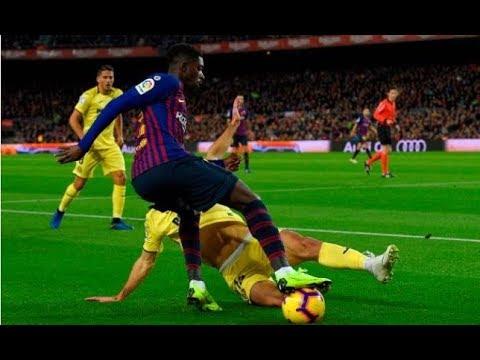 Ousmane Dembélé - Crazy Talent ● Fast Skills & Goals 2019 HD| thumbnail