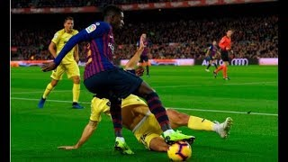 Ousmane Dembélé - Crazy Talent ● Fast Skills & Goals 2019 HD|