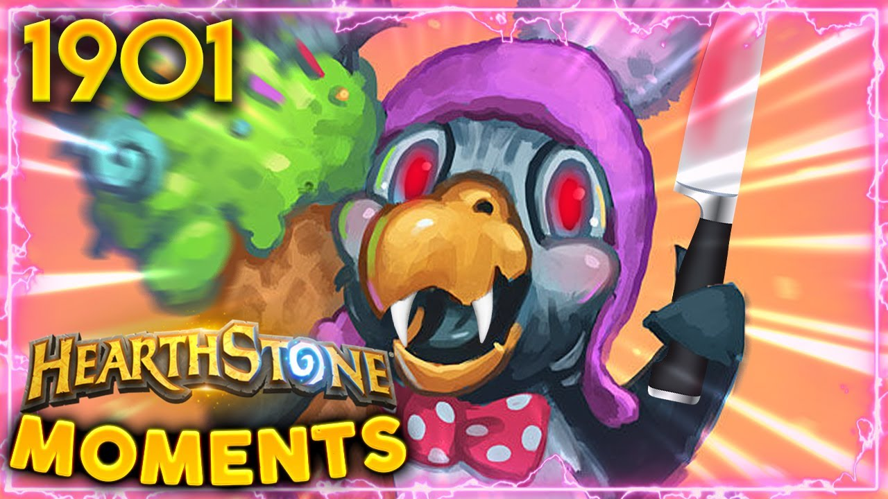 These PENGUINS Are Not Cute At All!   Hearthstone Daily Moments Ep.1901
