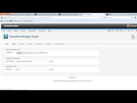 Responsive Lightbox Gallery Joomla Plugin And Module