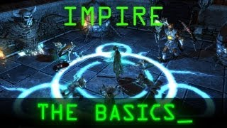The Basics - Impire (Gameplay)