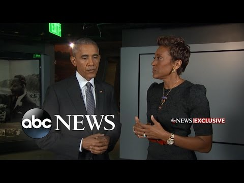 President Obama Interview with Robin Roberts