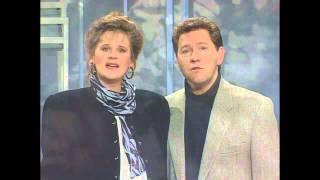 Tommy Körberg & Karin Glenmark - Efter regnet (live hos Jacobs stege 1987)