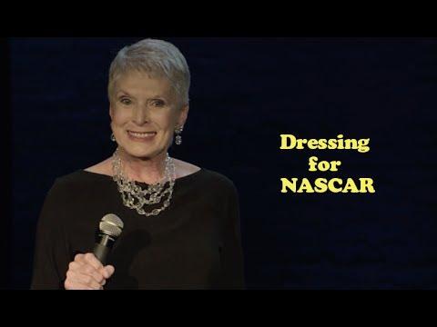 Jeanne Robertson | Dressing for NASCAR