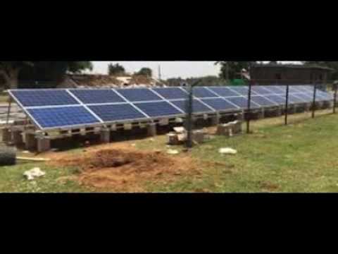 Solar Power Installation in Kenya 0720271544: