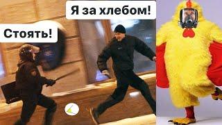 Фото Комендантский час в Москве. Штрафы за нарушение самоизоляции. Врачам не хватает масок