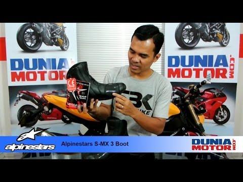 Full Download Sepatu Boot Alpinestars S Mx 3 Black