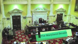 Maryland History Day Recognition Ceremony Annapolis 2014