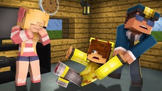 POLİS EVİMİ BASIP BENİ TUTUKLADI! - Minecraft