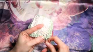 Курс Основы вязания крючком - Убираем хвостики