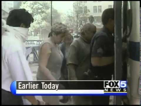 9/11 WTC 7 - Israel NYPD Kroll And The Domino Effect WNYW 503 PM to 530 PM