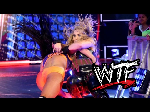 WTF Moments: WWE Elimination Chamber 2017