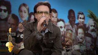 U2 - Beautiful Day (Live 8 2005)