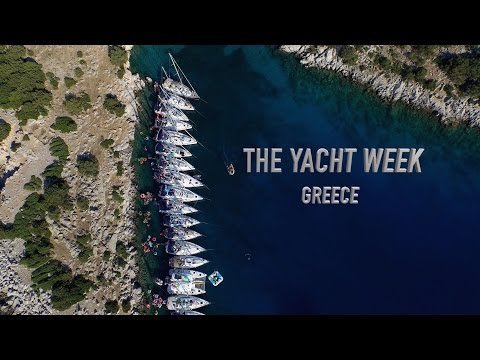 V051 // GREECE - THIS IS THE YACHT WEEK