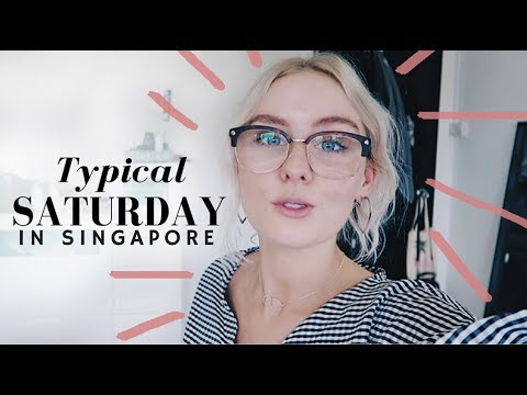DAY IN THE LIFE LIVING IN SINGAPORE!