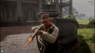 RED DEAD REDEMPTION 2 ONLINE - Funny, fails and awesome moments #31
