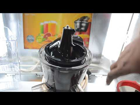 Premsons Slow Juicer The Original Cold Press Big Mouth Juicer