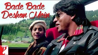 #20YearsOfDDLJ - Bade Bade Deshon Mein - Dialogue