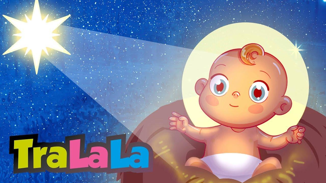 Colind înstelat - Colinde de iarnă pentru copii | TraLaLa