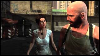 Max Payne 3 Mission 10 Cinematic Part 1