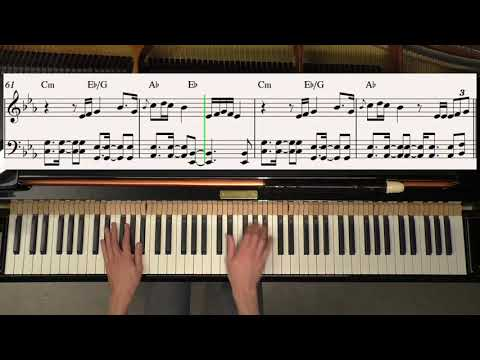 I Miss You feat. Julia Michaels - Clean Bandit - Piano Cover Video by YourPianoCover