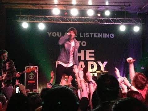 The Ready Set Concert!