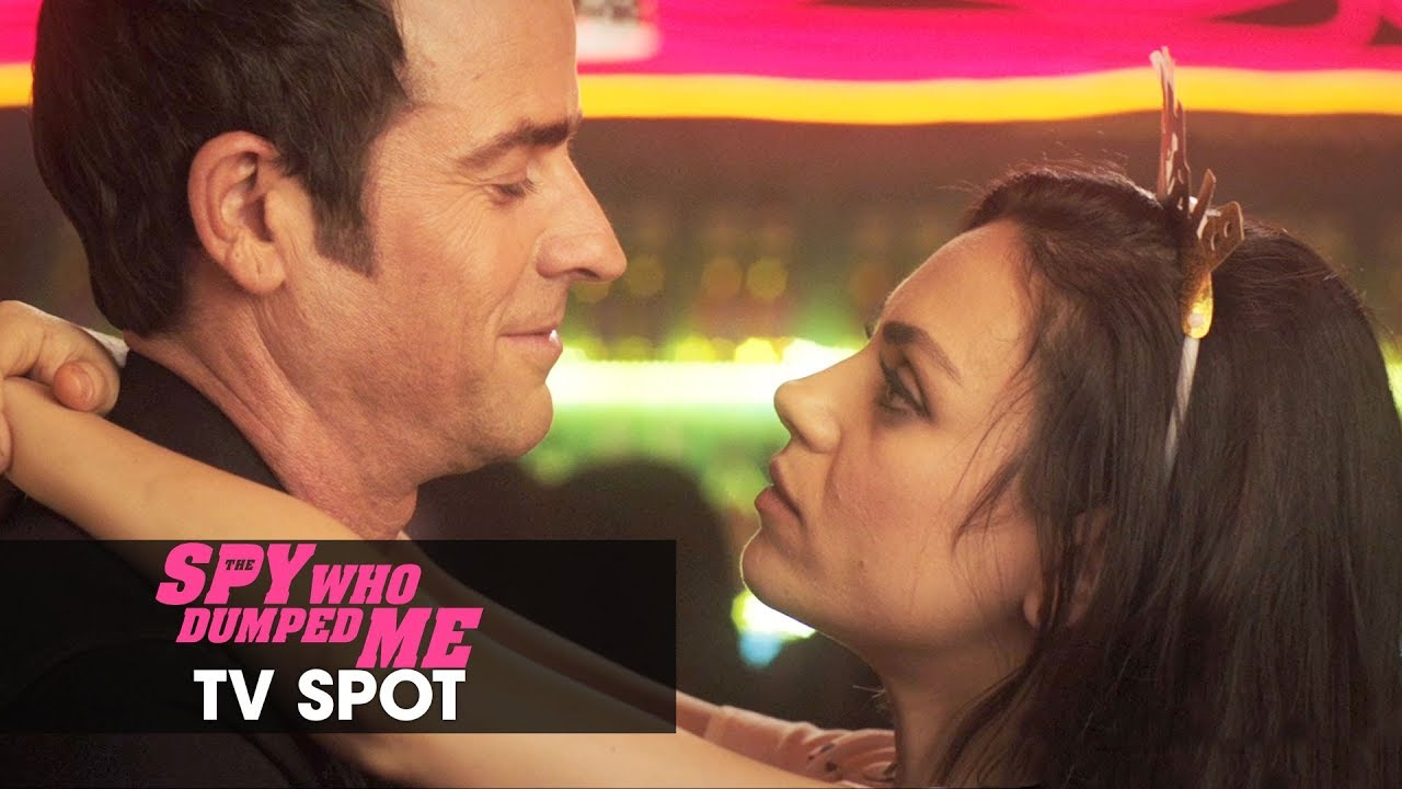 "The Spy Who Dumped Me (2018) Official TV Spot ""Boy Meets Girl"" - Mila Kunis, Kate McKinnon"