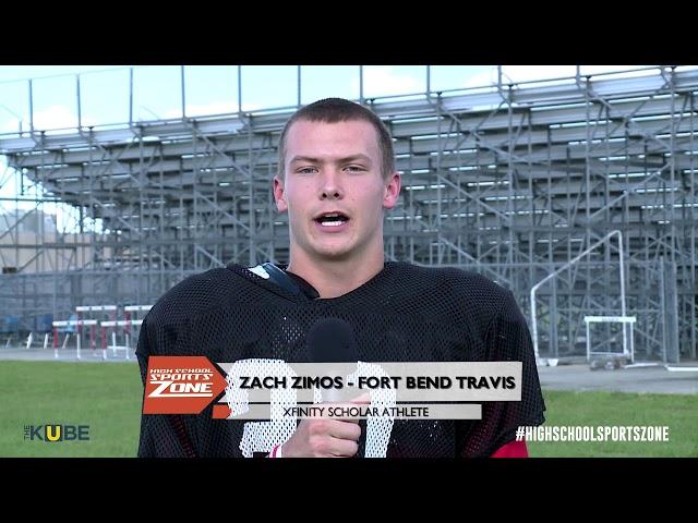 Xfinity Scholar Athlete - HSZ Episode 10-13-18