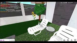 Back Yard Tour (Roblox)