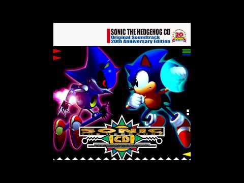 Sonic the Hedgehog CD Original Soundtrack 20th Anniversary Edition: Boss!!