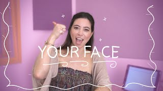 Weekly German Words with Alisa - Your Face