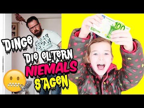 DINGE die Eltern NIEMALS sagen | Lulu & Leon - Family and Fun