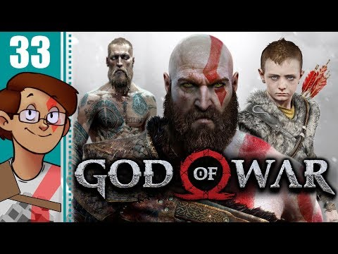 Let's Play God Of War (2018) Part 33 (Patreon Chosen Game)
