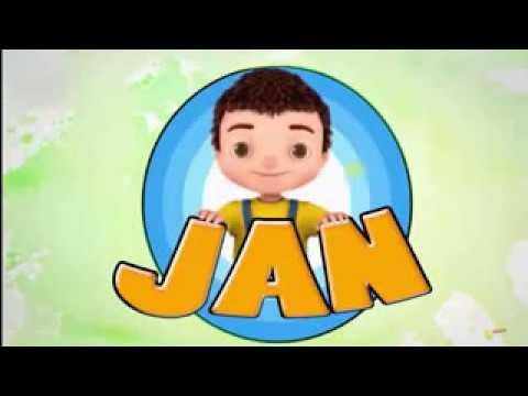 Jan Cartoon Songs Title Song Youtube