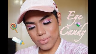 Eye Candy Makeup Tutorial  (ColourPop Belle Of the Balll)