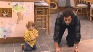 Full House Michelle Tanner and Uncle