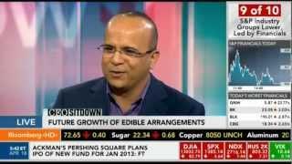 Edible Arrangements CEO on Bloomberg
