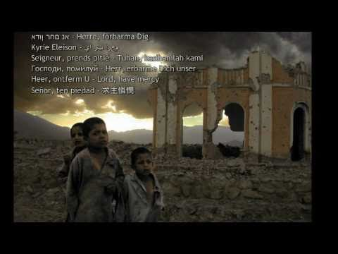 Kyrie Eleison - Lord have Mercy - a song by Eric Lagerström