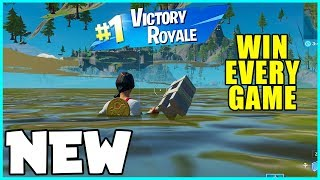 NEW Victory Royale Glitch In Fortnite Chapter 2... (Unlimited Wins Glitch) *SOLO + EASY*