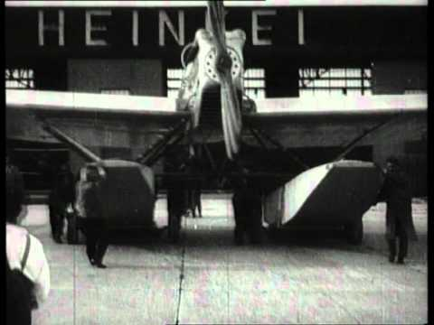 Rostock 1939 - Flugzeugindustrie